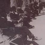 1968 - Se sustituyen las sillas de mimbre por nuevos sillones metálicos, en las Ramblas de Barcelona, para mejorar las sillas de alquiler en la Vía Pública.