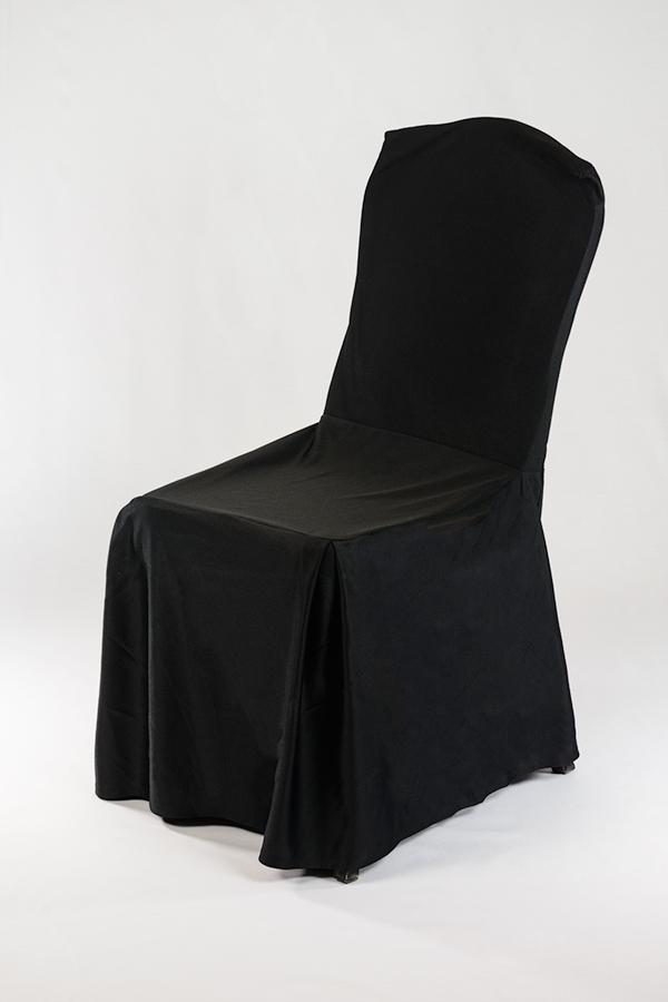 Alquiler de funda negra para silla americana amadeus casagay - Alquiler de fundas de sillas para eventos ...