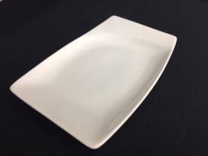 732 – Bandeja porcelana (20x13cm.)